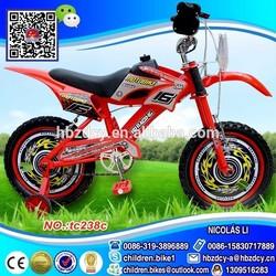 "20"" red aluminum alloy kids bike motocicleta"