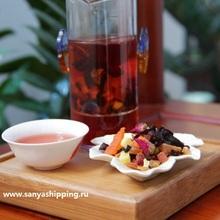 Hainan Fruit Tea