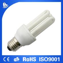 3U edison light bulb 8w 11w 15w 20w 26w 30w energy saving bulb