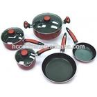 Aluminum Cookware--Aluminum Pot 7 in 1 Set