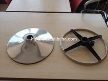 FILM-TG chromium coating machine/white chromium plating for furniture surface/black chromium nickel vacuum plating equipment