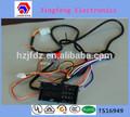 Del coche del mazo de cables/de audio cable de vídeo para el coche sistema de audio