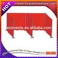 Esi prix usine plafond, tissu drapé, tuyau et le drapé décor pour le mariage