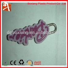 Hersteller professionelle benutzerdefinierte oem design geprägt/prägung logo-gravur 3d silikon/weich-pvc-patch für kleidungsstück/Schuhe/Taschen