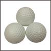 plastic golf ball practice/plastic golf practice ball/golf practice ball no hole