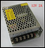 power supply 12v 2a Non-Waterproof LED Power Supply - Metal Case Power Supply
