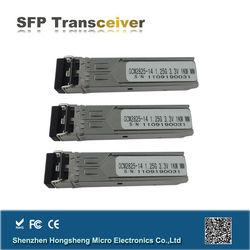 Factory Price hot sale HP/ cisco compatible 70km 1310nm 100M BIDI SFP