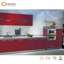 Foshan fatory low price wholesale kitchen cabinets,kitchen hardware