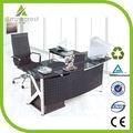 china fabricante personalizado de lujo de escritorio de oficina