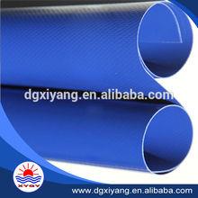 PVC Coated Polyester Tarpaulin Fabric