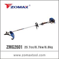 ZMG2601 bike handle nylon rope grass cutter machine