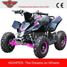 2014 de alta calidad baratos mini quad atv para la venta( atv- 8e)