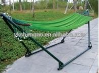 fold up garden hammocks with steel stand