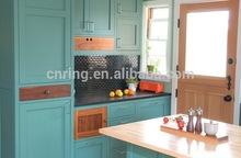 2014 Modern kitchen pantry design assembled HOT SALE