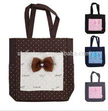 Custom custom square bottom cotton shopping bag/cotton tote bag/canvas cotton bag manufacturer
