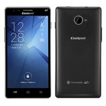 Original Coolpad 8720L mobile phone Quad Core 1G RAM 4G ROM 4G TD-LTE smartphone 5MP 5.0 OGS 2000mah