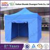 TUV cetificited advertising outdoor aluminium foldable tent