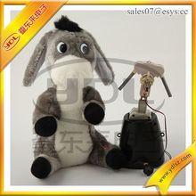 electronic dancing toy/dancing singing donkey