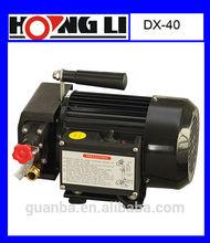 DX40 portable water jet car washing machine