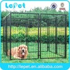 2014 new wholesale metal hot sale wood dog house with foot cover