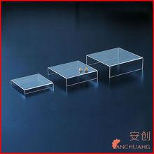 glass jewelry display table