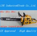 Alta qualidade preço barato chainsaw 4500 45cc