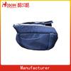 Denim fabric pet carrier bag