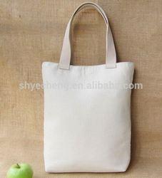 Custom colorful cotton shopping bag cheap/cotton tote bag/canvas cotton bag manufacturer (YC3599)