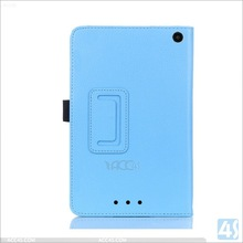 2014 book case Lichee PU Leather Case for Amazon Kindle fire HD 6