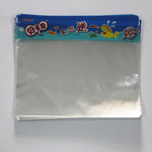 OPP clear cellophane bag