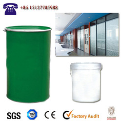 glass two compound silicone sealant roof sealant Structural silicone sealant