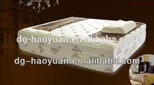 Comfortable sweet dream latex mattress made in china