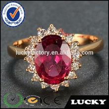 china factory direct wholesale fashion fake gold jewelry ring