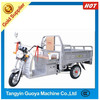 Electric driving type and ccc certification cargo tricycle
