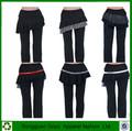 neopren zayıflama pantolon üçlü fırfır pantolon thai pantolon