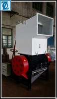 TPE/PVC Plastic Crushing Recycling Machine Plastic Crusher