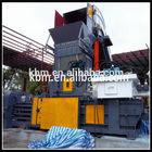 automatic hydraulic aluminum cans baler machine