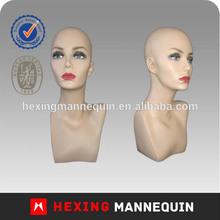 Make up Mannequin Head,Cheap Hair Mannequin Head