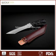 hand made knife damascus tanto knife