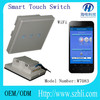 RF smart touch controls work with wifi controller