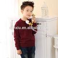 moderno 2014 los niños suéter ropa de estilo coreano los niños ropa islámica en el extranjero