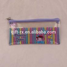 cheap colorful plastic pencil case for school