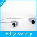 En la oreja diseño con gancho para la oreja Bluetooth auricular Brandards auriculares Mega Bass