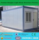 Low cost fast and quick installation prefabricated container house wall panels