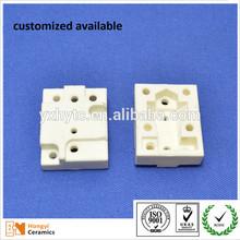 95% AL2O3 ceramic parts for freezer thermostat