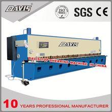 engineering corporation all choose QC12Y-40x3200 used shearing machine