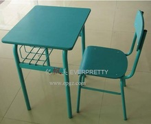 Professional Produce School Plywood Desk and Chair,School Furniture Made in China,Manufacture School and Classroom Furniture