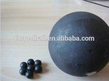 Mn65 hot-forging grinding steel balls for copper mine