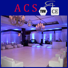 Party & event use portable dance floor/outdoor dance floor/used dance floor for sale