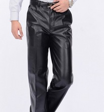 customized professional mens leather trousers hot sale 2015